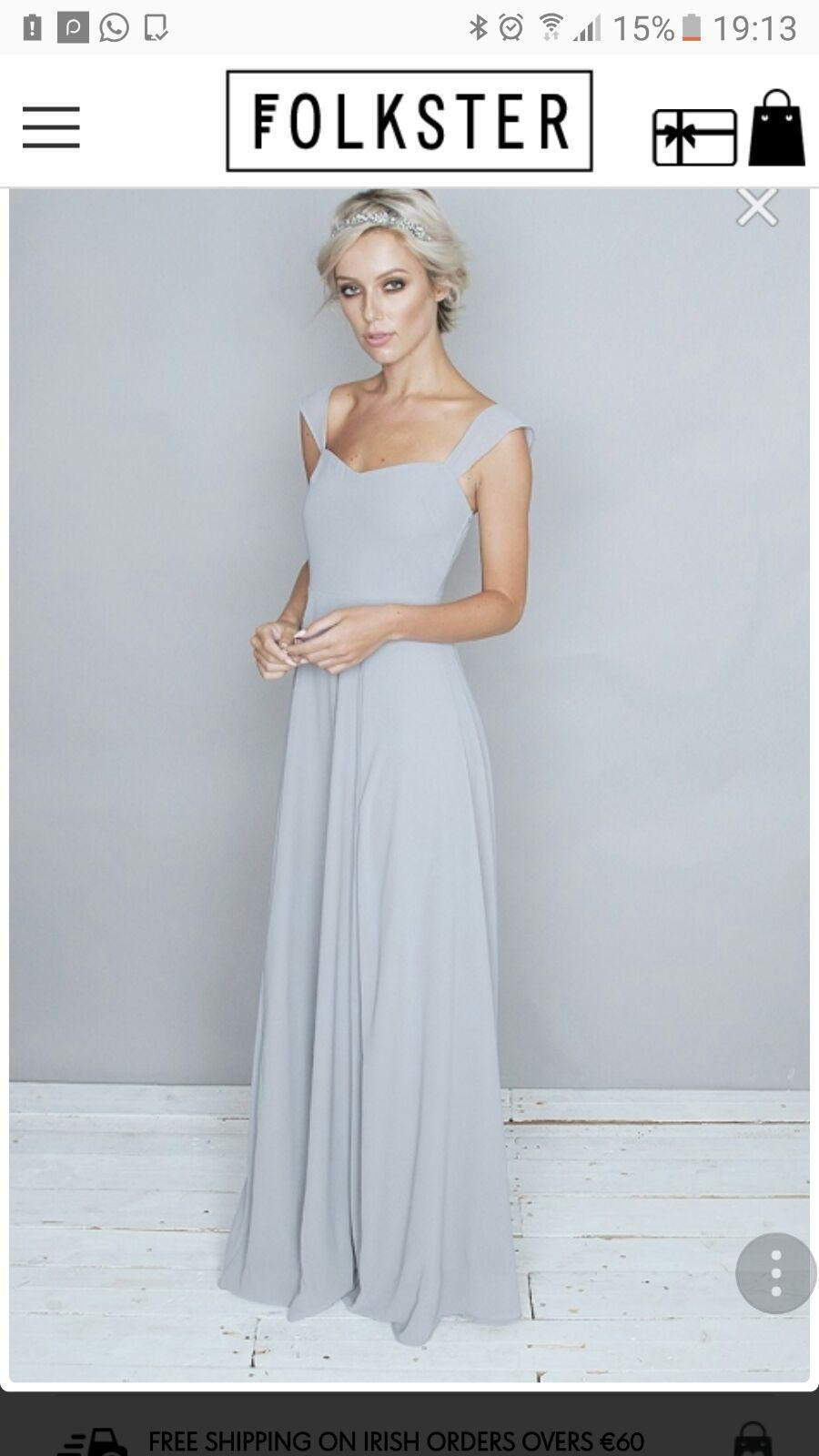 Folkster dress tags still on! | Preloved Fashion